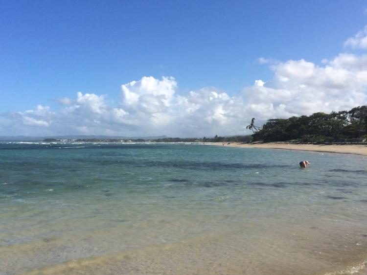 My beach view